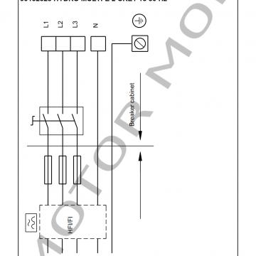 GRUNDFOS HYDRO MULTI-E CRE1-13 ARTICULO 99132328 MOTOR MOB_006