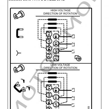 GRUNDFOS CM15-1 ARTICULO 96806998 MOTOR MOB_008