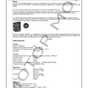 GRUNDFOS CM25-1 ARTICULO 96987878 MOTOR MOB_002