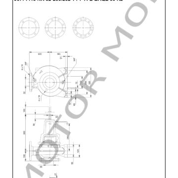 GRUNDFOS NK 32-250 ARTICULO 96771418 MOTOR MOB_005