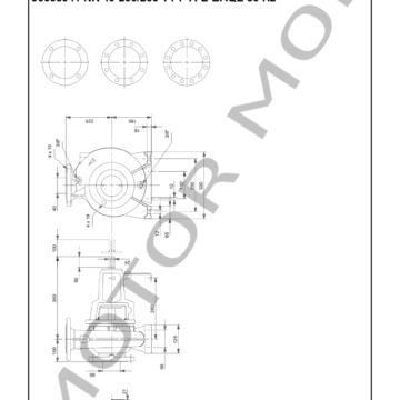 GRUNDFOS NK 40-250 ARTICULO 96635941 MOTOR MOB_005