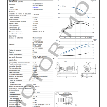 GRUNDFOS NK 50-200210 ARTICULO 97829357 MOTOR MOB_005