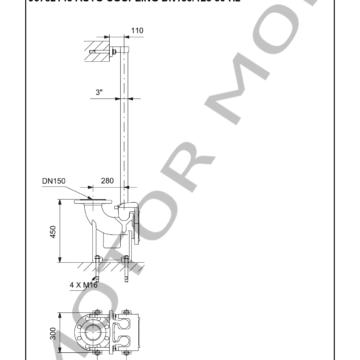 GRUNDFOS DN150125 para rango S ARTICULO 96782145 MOTOR MOB_003