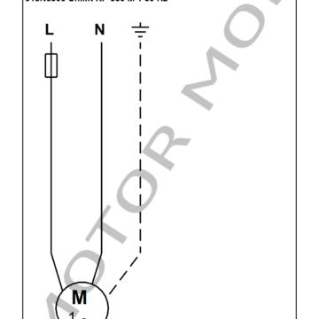 GRUNDFOS KP350-M-1 ARTICULO 013N6300 MOTOR MOB_006