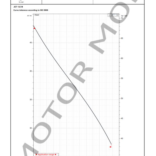 BOMBA DAB JET 132 M – Circuladora – Monofasica – Art 102660100_002